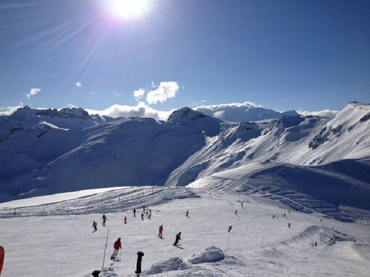 Les pistes de ski du domaine du Grand Massif