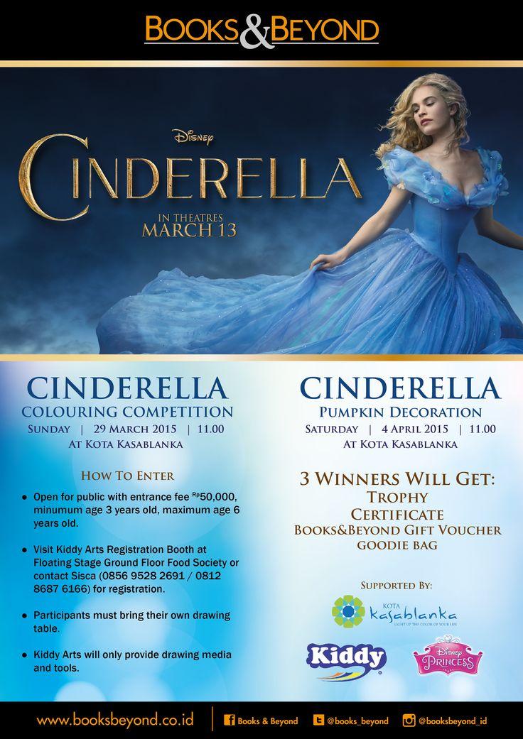 Supporting Disney Event @Kota Kasablanka Mall