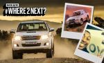 Win a Toyota Hilux Double Cab Valued at R470000! | Ends 30 November 2014
