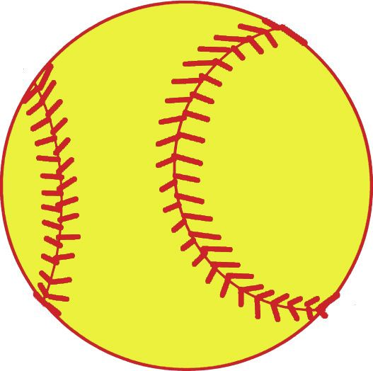 Free softball clipart download free clipart images 2