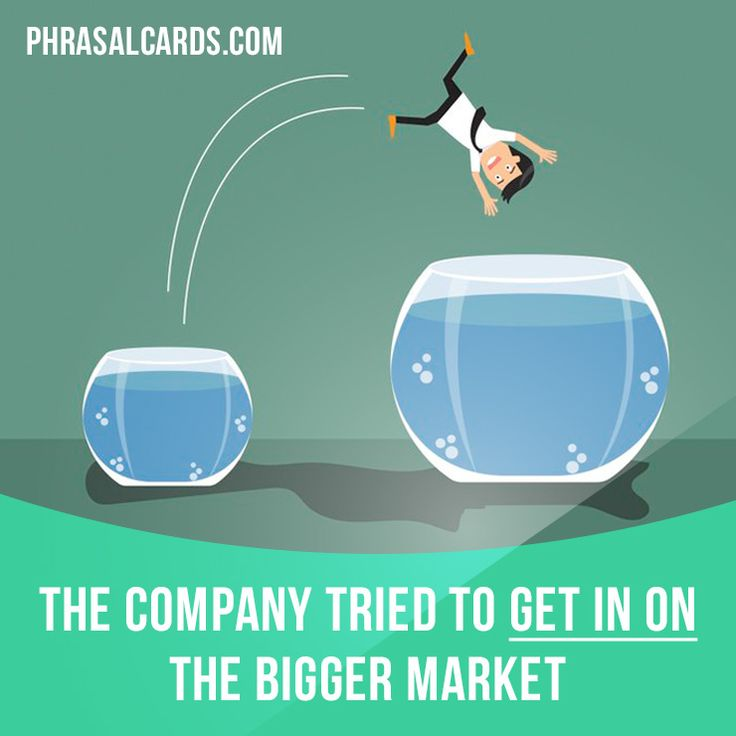 """""""Get in on"""" means """"to become involved"""". Example: The company tried to get in on the bigger market. #phrasalverb #phrasalverbs #phrasal #verb #verbs #phrase #phrases #expression #expressions #english #englishlanguage #learnenglish #studyenglish #language #vocabulary #dictionary #grammar #efl #esl #tesl #tefl #toefl #ielts #toeic #englishlearning"""