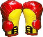 Boxing Gloves - Red