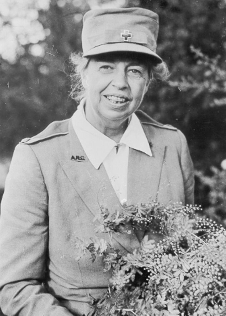 The early life and work of eleanor roosevelt