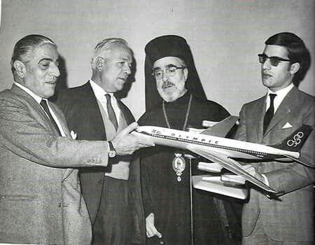 NY city 707 flight Alexander 18 years old αρχ Παύλος Παπαδημητρόπουλος