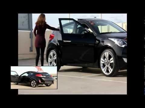Vídeo del Hyundai Veloster KM 0 en oferta- Coches de importación y gerencia a estrenar