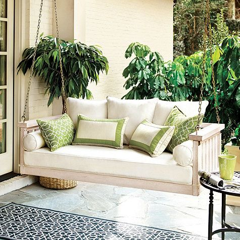 Best 25 Front Porch Swings Ideas On Pinterest