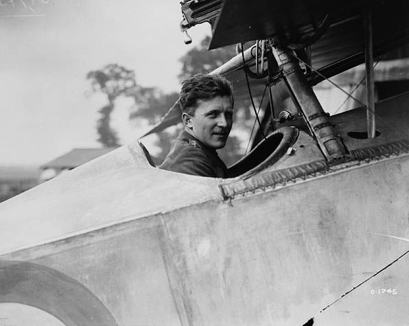 Billy Bishop - Britain and Canada's top Ace