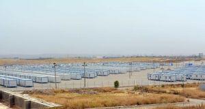 Campo de Refugiados (Erbil, Iraque)