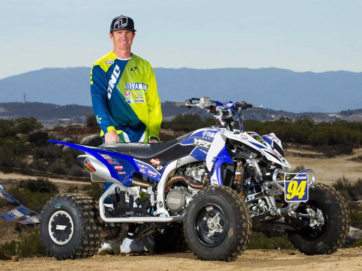 Yamaha ATV Racing Takes 2014 AMA MX, GNCC and QuadX Series Titles  New 2014 YFZ450R Carries Men in Blue to Record Setting Year