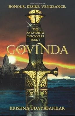 Picture of The Aryavarta Chronicles, Book 1: GOVINDA - Paperback
