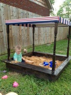 25 DIY Summertime Sandboxes | Family Style