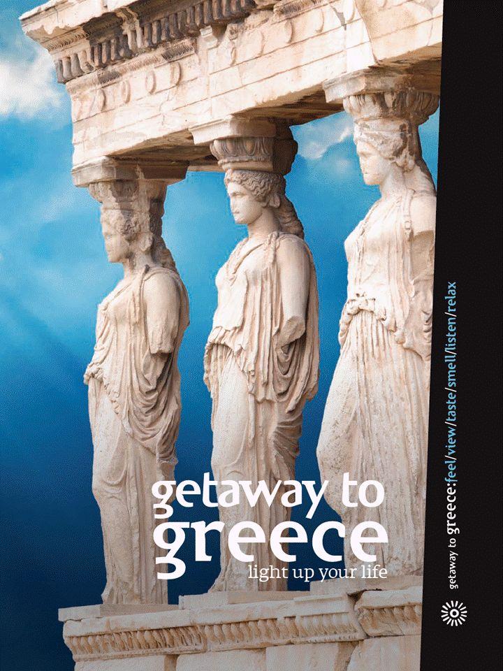 Ανακαλύψτε την Ελλάδα http://www.mideast.com.gr/mideast-brochures/Getaway-to-Greece/index.html