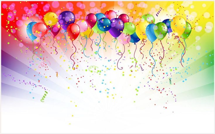 Happy Birthday Balloons Wallpaper | happy birthday balloons wallpaper