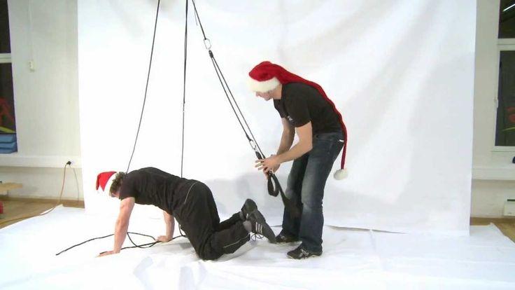 Christmas Core - 8 minute challenge