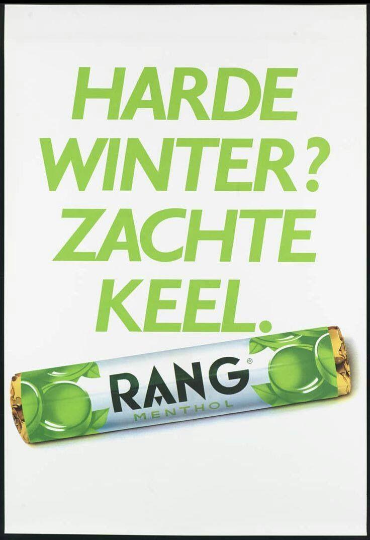 Rangetjes, aten mijn ouders altijd, ik vond ze veel te heet ,Rang is alleen Rang is alleen Rang als er Rang op staat ....