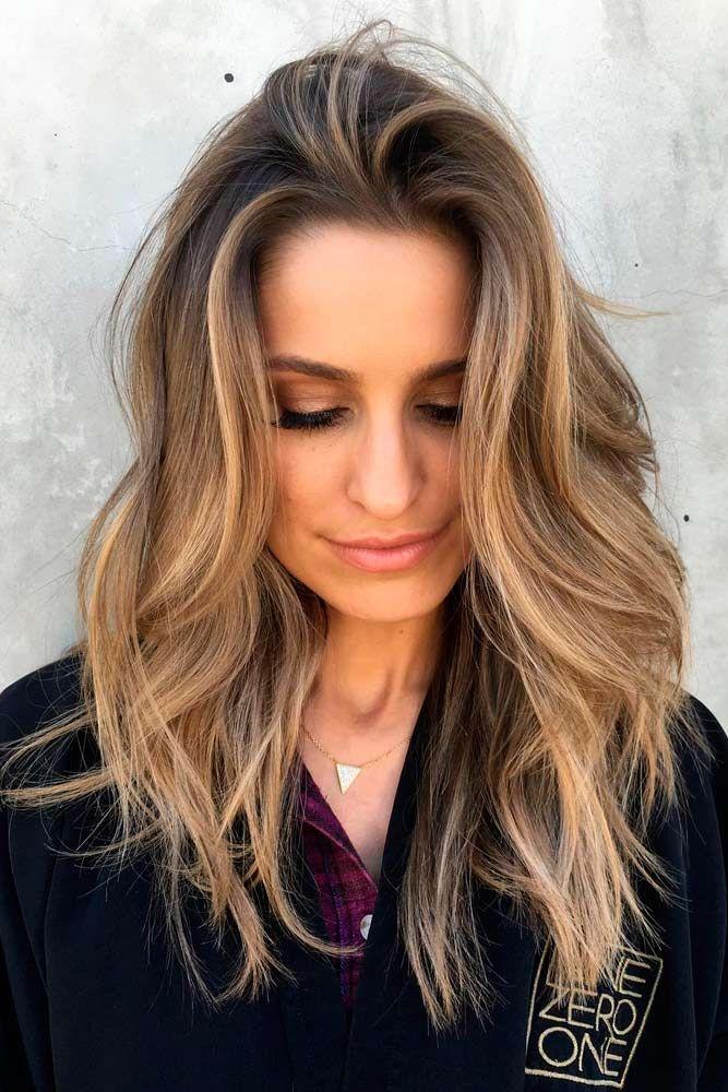 Best 25+ Trendy medium haircuts ideas on Pinterest | Medium hair ...