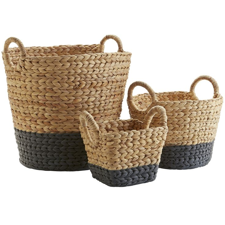 234 best images about decor baskets on pinterest for Pier one laundry hamper