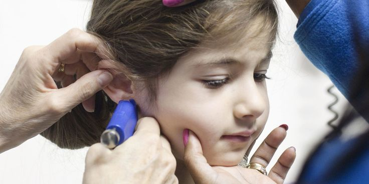 Why you should NEVER get your ears pierced at the mall. It's a really, really bad idea.