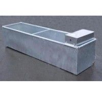Cattle Water Trough - 3000mm long, 545 litres Trade - Troughs - Agricultural - Trade