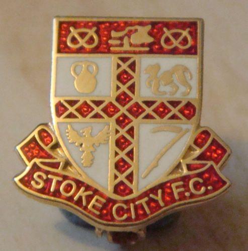 Stoke City Badge.