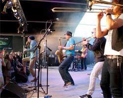 RCF Loudspeakers Key Performer At Pori Jazz Festival - Pro Sound Web