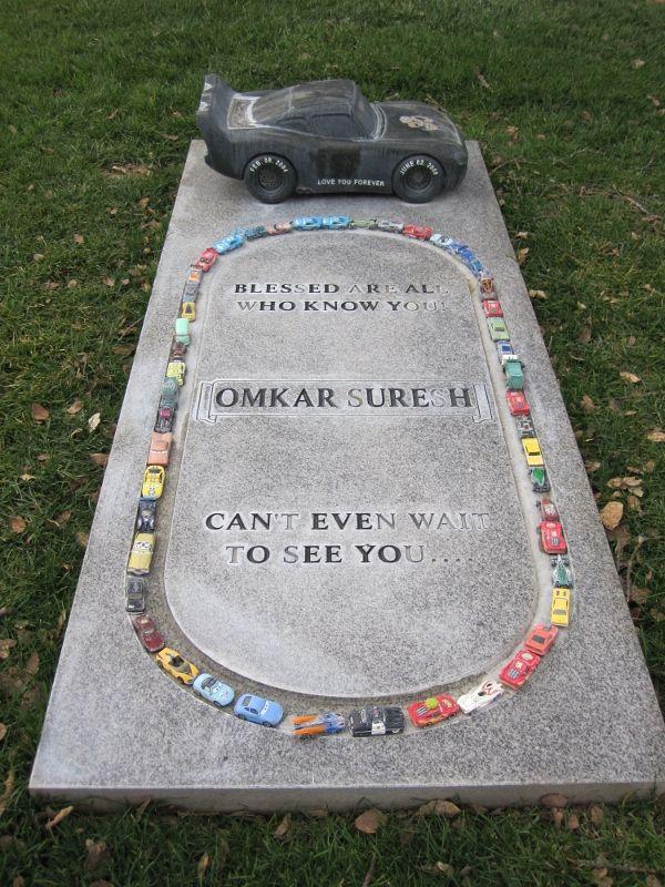 Omkar Suresh - Such a sweet inscription.