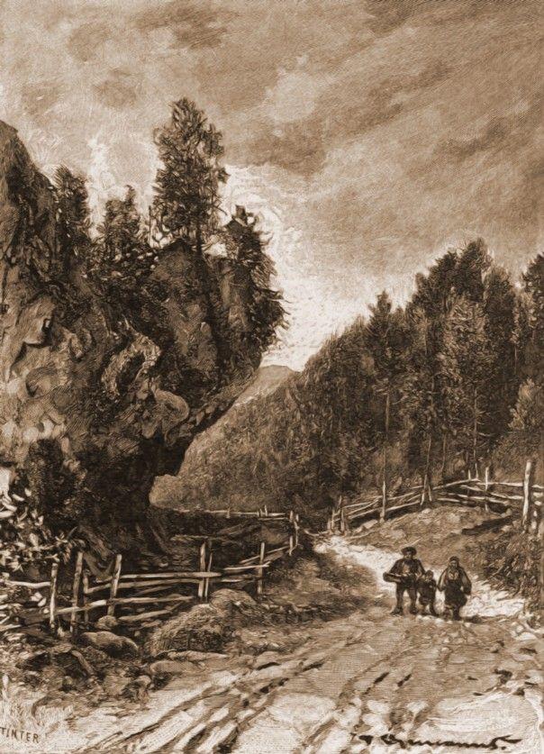 Lucava, Valea Lucavei