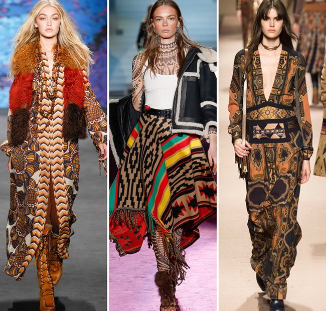 Fall/ Winter 2015-2016 Print Trends | 2016 trends, Winter ...