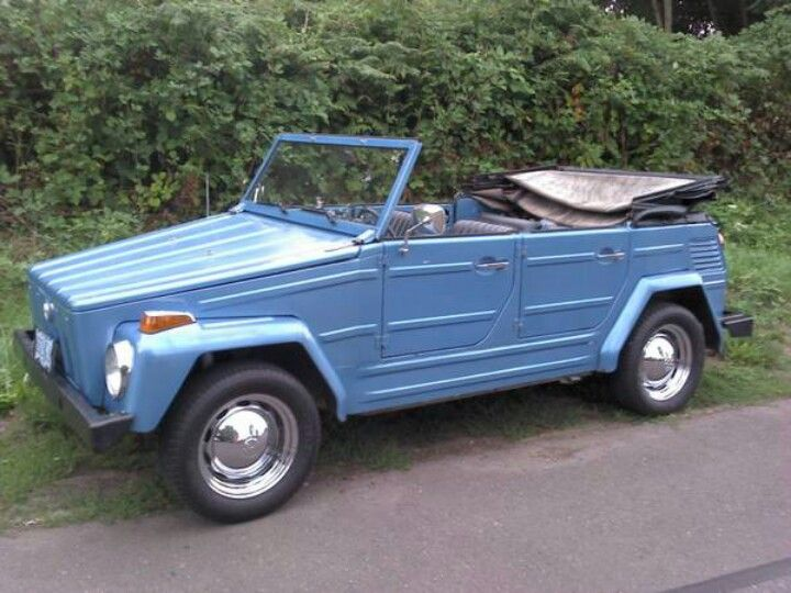 my favourite car - 1973 VW Thing