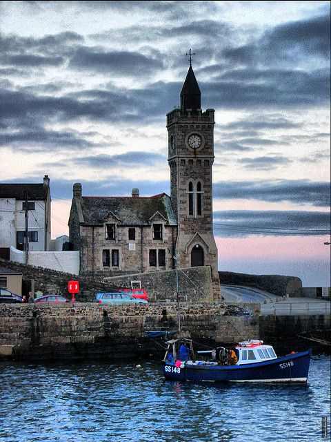 ~Porthleven, Cornwall by photphobia, via Flickr~