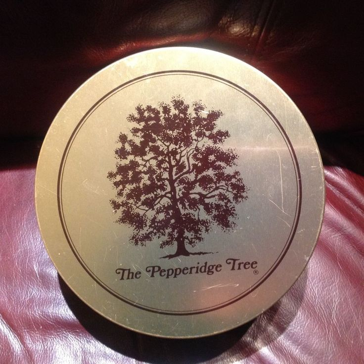 The PEPPERIDGE TREE Collectible Tin Pepperidge Farms RARE Golden Cookies Biscuit #PepperidgeFarms