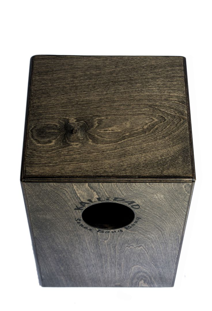 SlapBox Cajon Medium drum with snares  Price $450 INC GST nine colour variations available