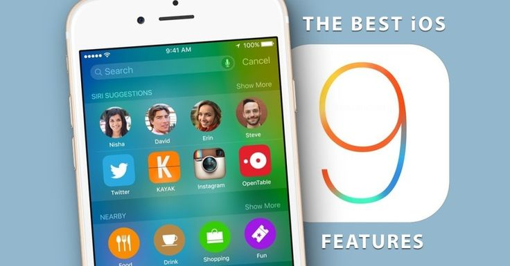 The best iOS 9 features you don't know about yet - Mividacase