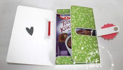 ♥ Flati s Stempelwelt ♥: Tassenkuchen-Geburtstagskarte