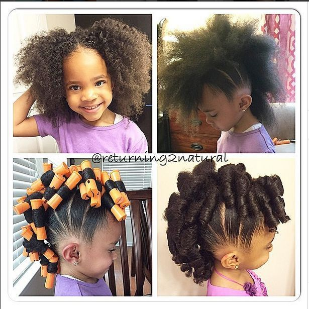 Stupendous 1000 Ideas About Black Girls Hairstyles On Pinterest Girl Hairstyles For Women Draintrainus