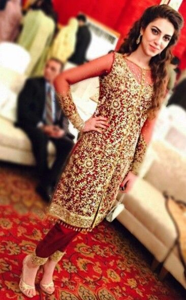 Pakistani Wedding outfit