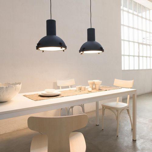 Lampada a sospensione / in stile industriale / in alluminio / in vetro PROJECTEUR 365 by Le Corbusier NEMO