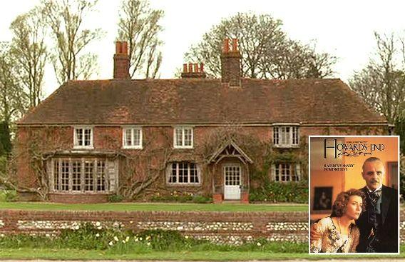 Howards End cottage sets | hookedonhouses.net