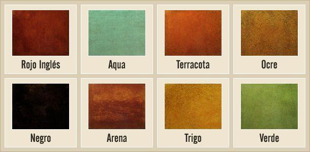 Decorpiso | oxipiso oxidante para cambiar el color al concreto Decorpiso