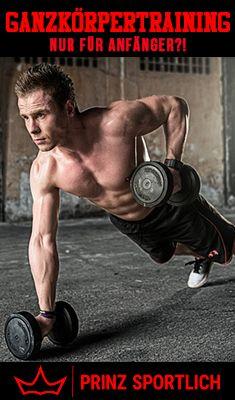 Full Body Training: Benefits, Exercises & Training Plan