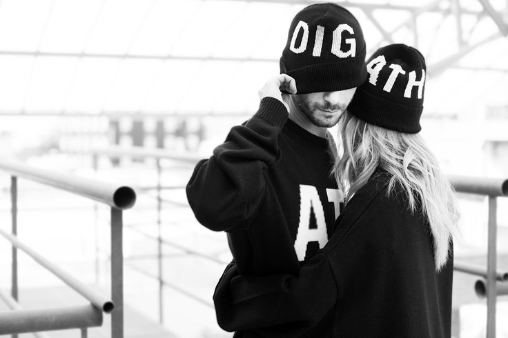 DIG Athens AW 15-16 on Behance