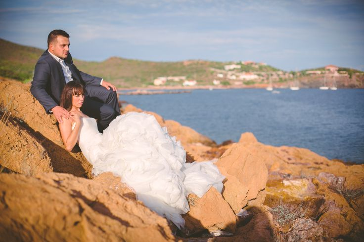 Greek Island Wedding by Love in Lipsi