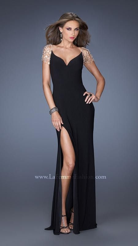 73 best La Femme Dresses images on Pinterest | Ballroom dress, Prom ...