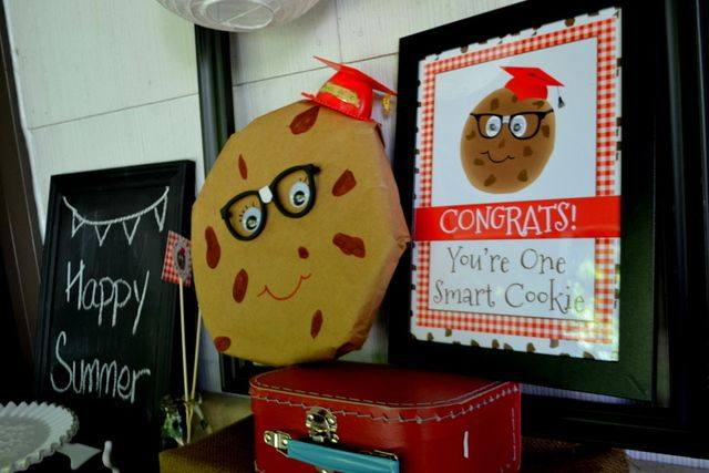 Smart Cookie Display to use at Cookie Rally and end of year celebration