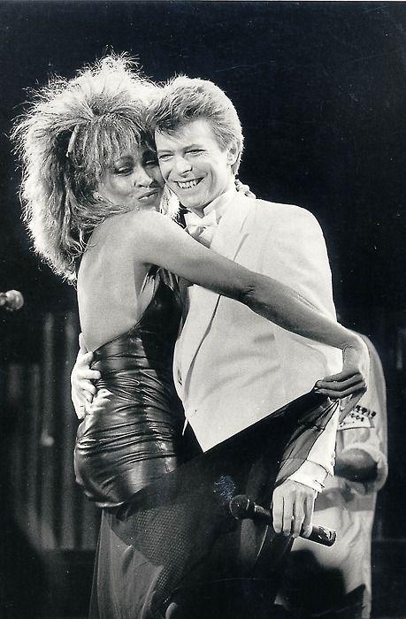 Tina Turner & David Bowie
