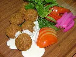Lebanese Falafel