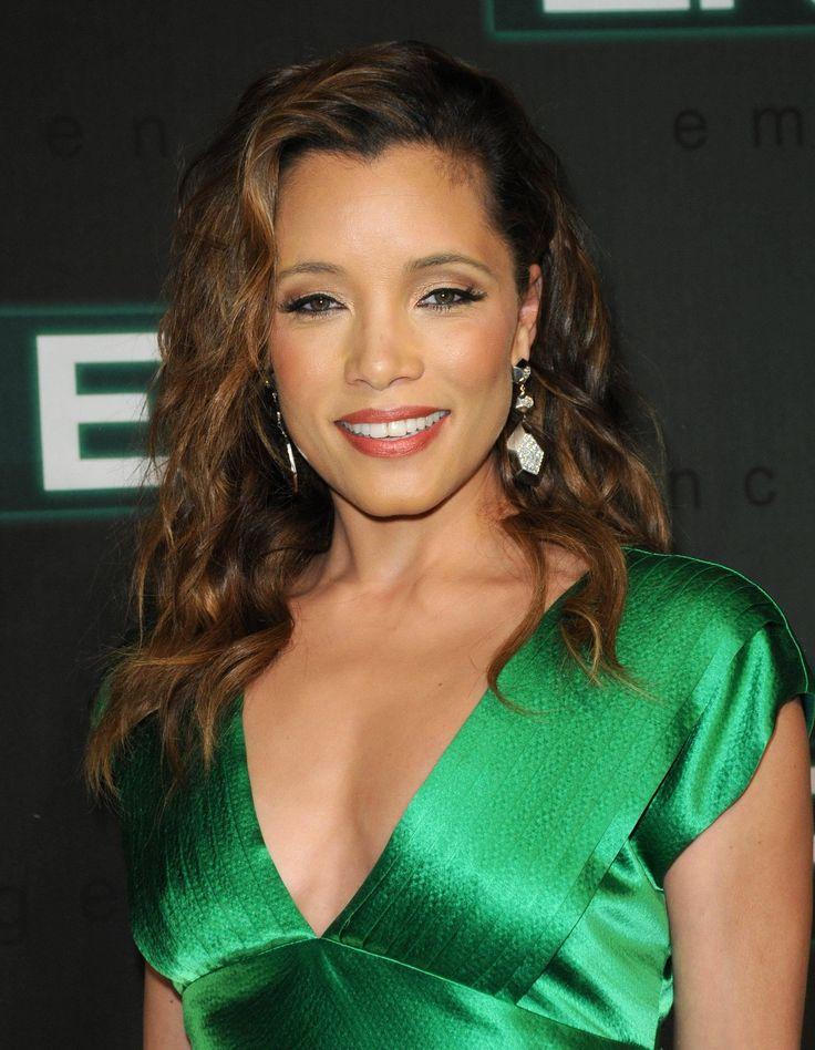 Michael Michele, actress (Caucasian American, African American)