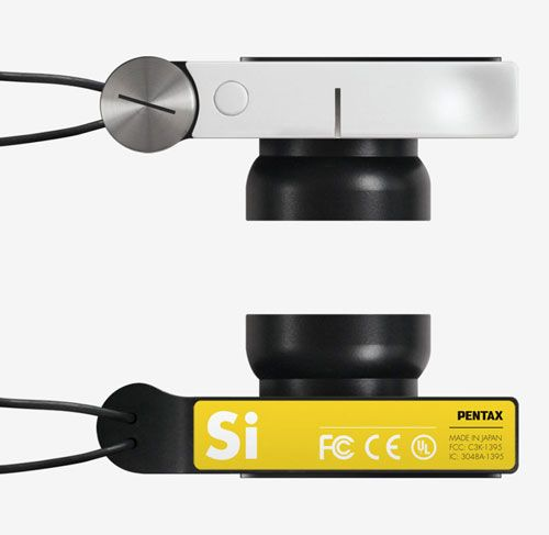 : Pentax Si - Concept Camera : Andrew Kim