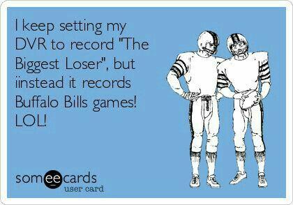 I hate the Buffalo Bills!!