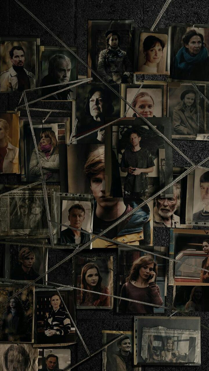 iPhone Wallpaper – #dark #netflix